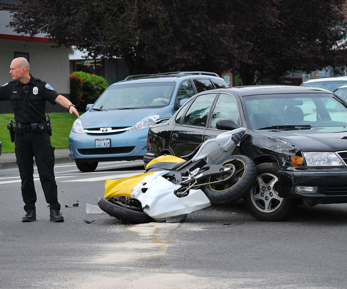Motorcycle, Bicycle & Bird Scooter Accidents