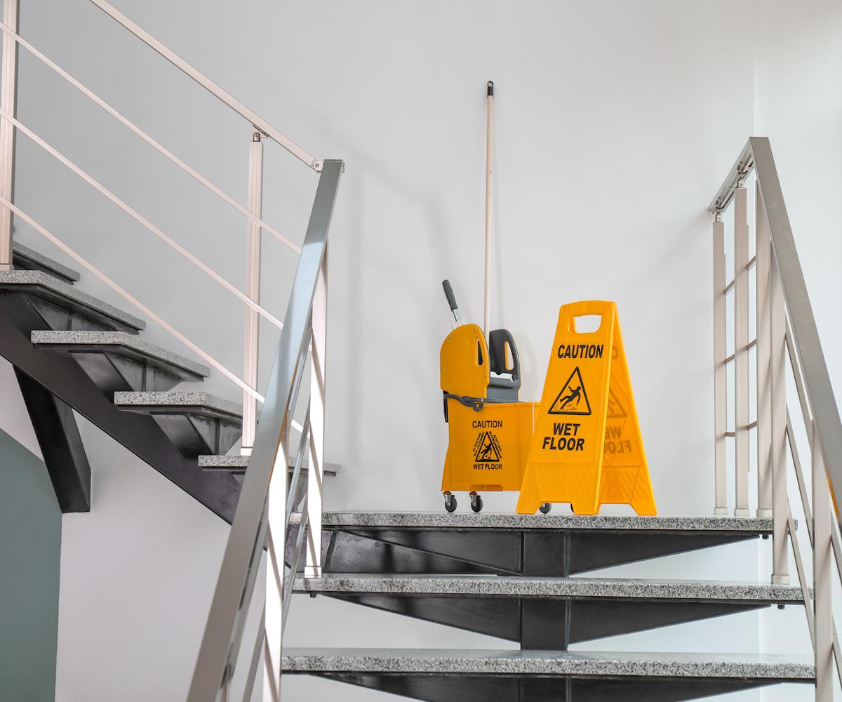 Slip & Fall Accidents & Premises Liability