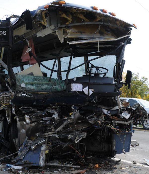 Jury Verdict for Bus Crash Victims