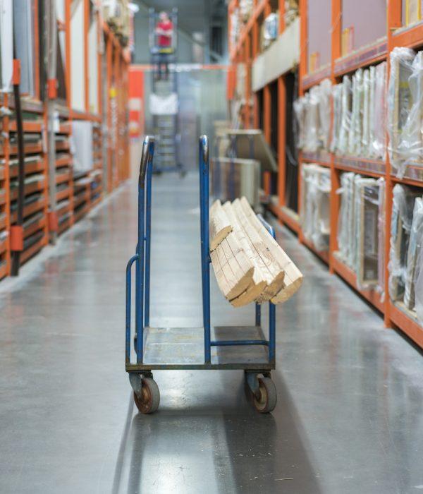 Slip and Fall at the Major Retailer